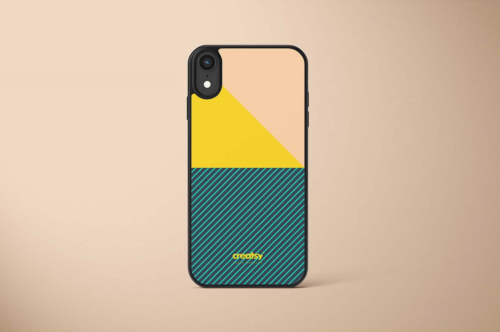 Free iPhone XR Cases Mockup
